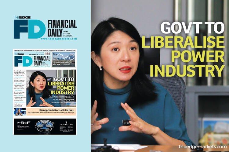 政府开放电力业